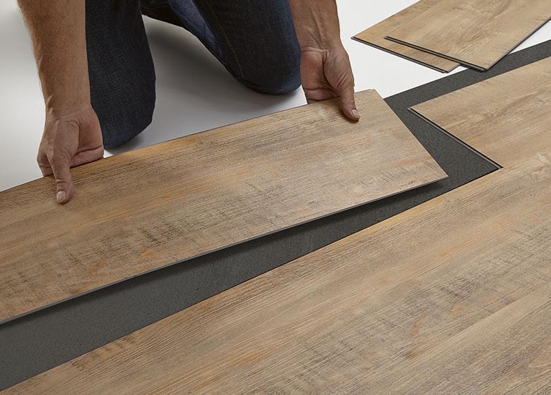 Designer S Lvt Flooring One Adramaq, Do You Need Underlay For Laminate Flooring On Tiles